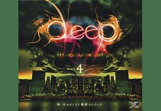Harley & Muscle, VARIOUS - Deep House Part 4  - (CD)
