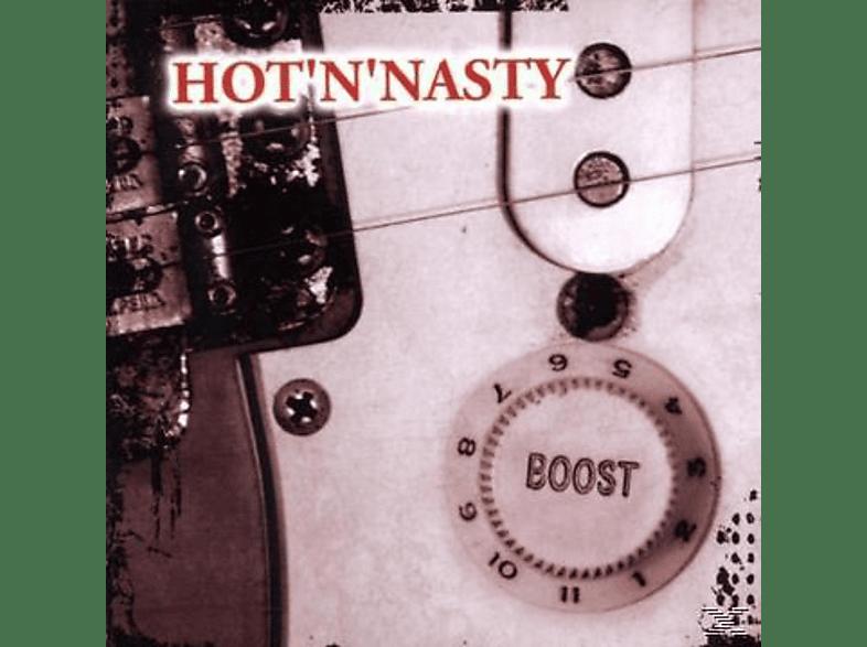 Hot'n' Nasty - Boost [CD]