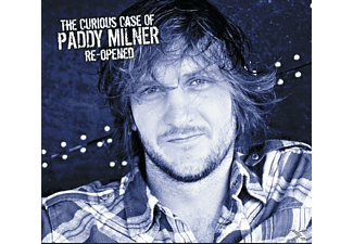 Paddy Milner - Curious Case Of Paddy Milner Re-Opened  - (CD)