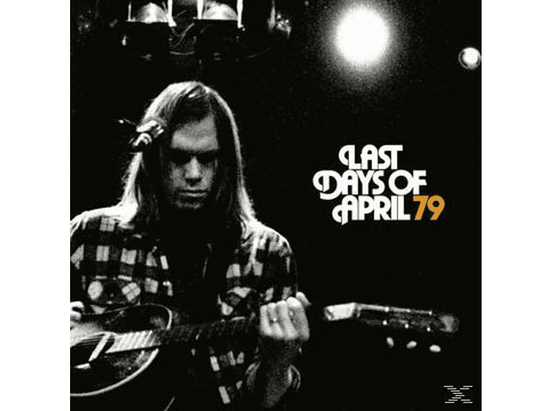 Last Days Of April - 79 [CD]