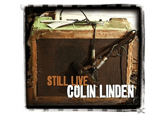 Colin Linden - Still Live  - (CD)