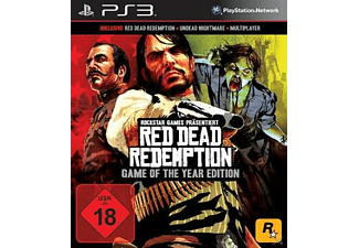Red Dead Redemption (Game of the Year Edition) - [PlayStation 3]