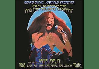 Big Brother & the Holding Company, Janis Joplin - Live At The Carousel Ballroom 1968  - (Vinyl)