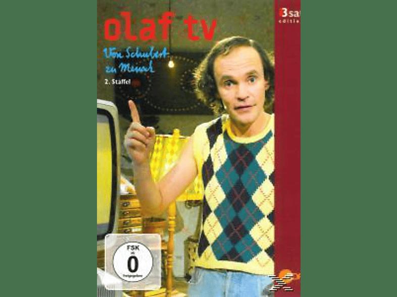 OLAF TV - VON SCHUBERT ZU MENSCH 2.STAFFEL [DVD]