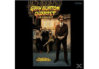 Burton, Gary (Quartet), The - Quartet In Concert At Carnegie Hall  - (CD)