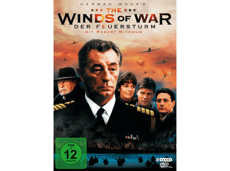 THE WINDS OF WAR - DER FEUERSTURM [DVD]