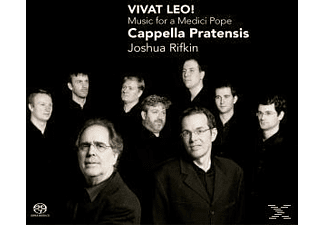 Capella Pratensis, Cappella Pratensis - Vivat Leo! Music For A Medici Pope  - (SACD Hybrid)