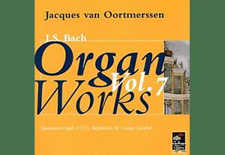 Jacques Van Oortmerssen - Organ Works Vol.7  - (CD)