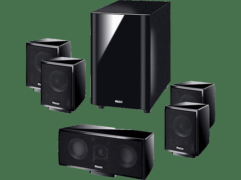 MAGNAT Interior 5000 X1 Lautsprechersystem (Aktiv, Schwarz)