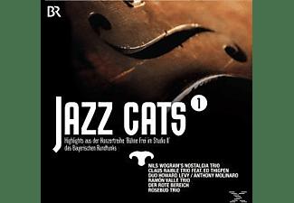 VARIOUS - Jazz Cats 1  - (CD)