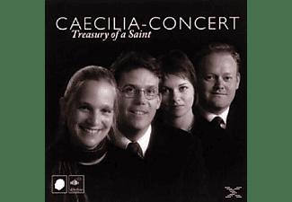 Caecilia Concert - Treasury Of A Saint  - (CD)