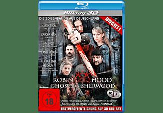 Robin Hood: Ghosts of Sherwood (3D + 2 Brillen) Blu-ray