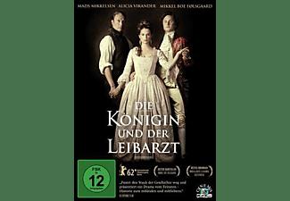 Die Königin und der Leibarzt DVD