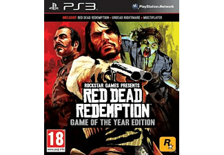 Red Dead Redemption Game of the Year (PlayStation 3)