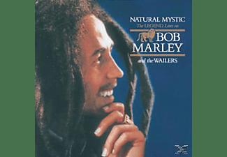 Bob Marley, Bob Marley & The Wailers - Natural Mystic  - (CD)
