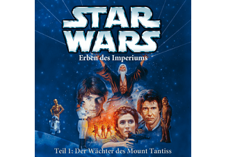- Star Wars: Erben Des Imperiums 01: Der Wächter des Mount Tantiss  - (CD)