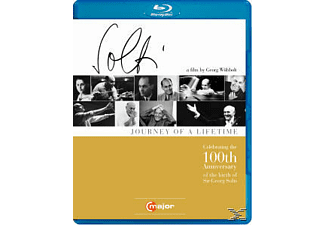 Georg Solti - Journey Of A Lifetime  - (Blu-ray)