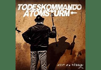 Todeskommando Atomsturm - Zeit Zu Pöbeln  - (Vinyl)