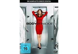 Body of Proof - Staffel 2 [DVD]
