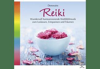 Denovaire - Reiki - Wundervoll Harmonisierende Wohlfühlmusik  - (CD)
