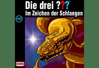 Die drei ??? 157: Im Zeichen der Schlangen  - (CD)