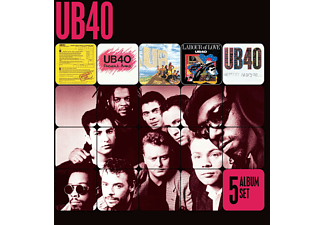 UB40 - 5 ALBUM SET  - (CD)