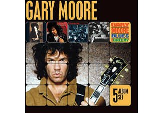Gary Moore - 5 Album Set  - (CD)