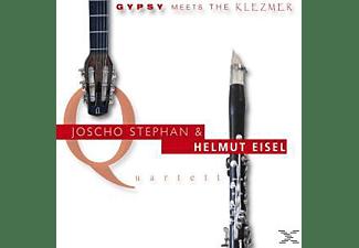 Stephan, Joscho & Eisel, Helmut Quartett - Gypsy Meets The Klezmer  - (CD)
