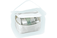 GRUNDIG HS6780 Trockenhaube Silber/Hellgrün metallic (600 Watt)
