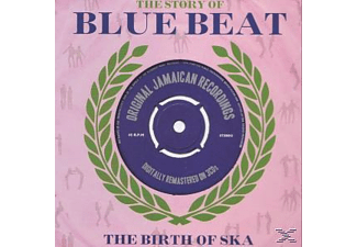 VARIOUS - The Story Of Bluebeat - The Birth Of Ska  - (CD)