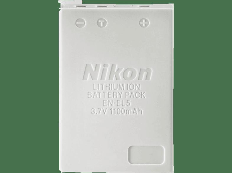 NIKON EN-EL 5 Akku Nikon , Li-Ion, 3.7 Volt, 1100 mAh