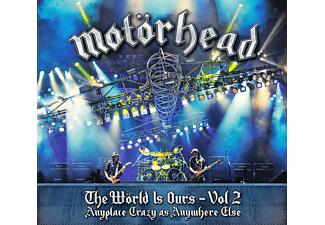 Motörhead - The World Is Ours Vol.2   - (DVD + CD)