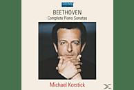 Michael Korstick - Beethoven - Complete Piano Sonatas [CD]