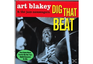 Art Blakey and the Jazz Messengers - Dig That Beat  - (CD)