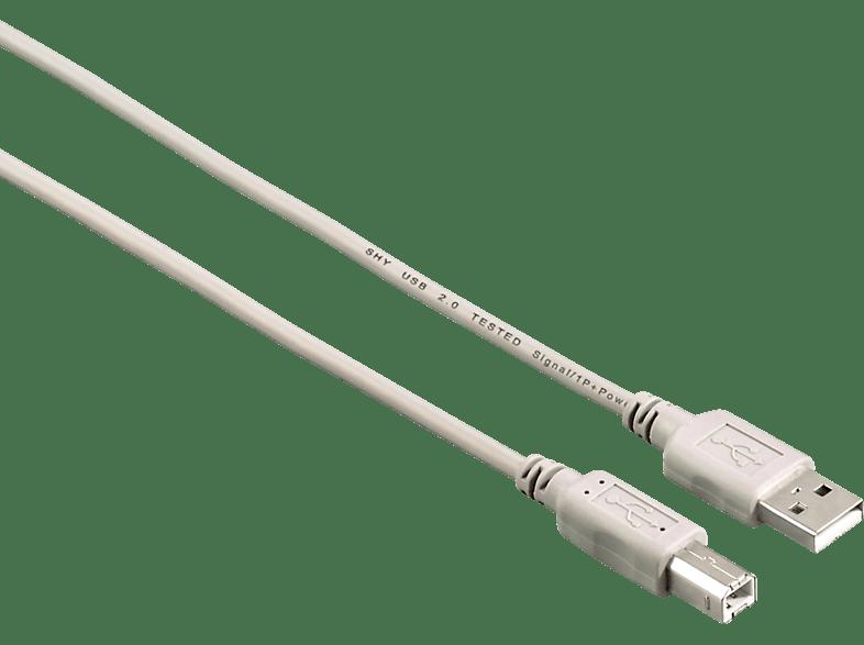 HAMA 1,5 m USB-Kabel