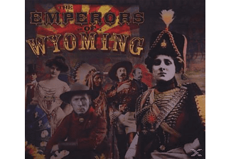Emperors Of Wyoming - The Emperors Of Wyoming  - (CD)