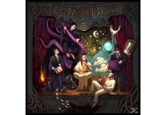 Amity In Fame - Through - (CD)