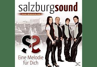 Salzburgsound - Eine Melodie Für Dich  - (CD)
