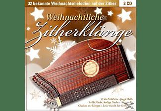 VARIOUS - Weihnachtliche Zitherklänge-Instrumental  - (CD)