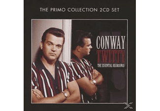 Conway Twitty - The Essential Recordings  - (CD)