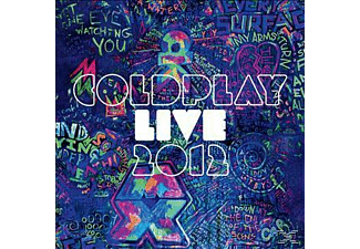 Coldplay - Coldplay Live 2012 [CD + DVD Video]
