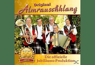 Orig. Almrauschklang - 35 Jahre / Die Offizielle Jubiläums-Produktion  - (CD)