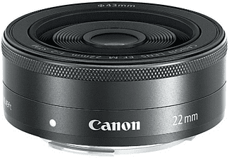 CANON Objektiv EF-M 22mm 2.0 STM für EOS-M