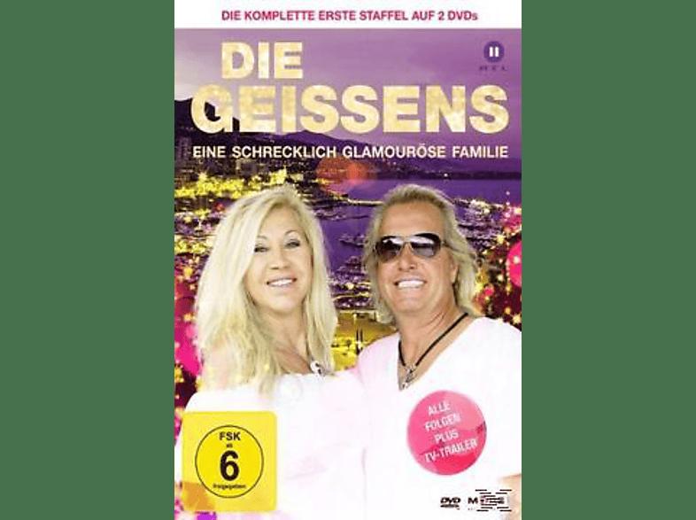 Die Geissens - Staffel 1 [DVD]