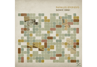 Sonic Drei - Paralelepipedo  - (CD)