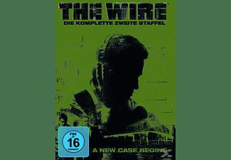 The Wire - Staffel 2 DVD