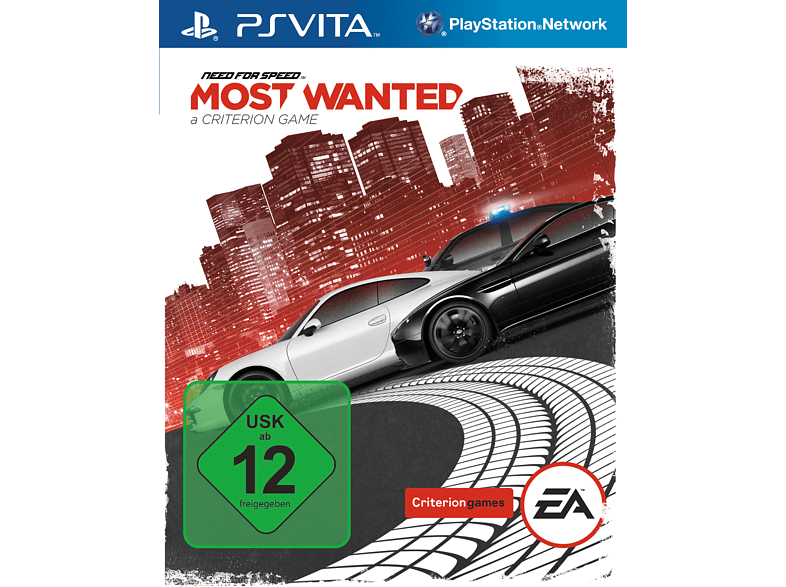 Need for Speed: Most Wanted [PlayStation Vita]
