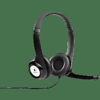 LOGITECH H390 Headset Schwarz