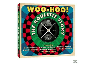 VARIOUS - Woo Hoo!-The Roulette Story  - (CD)
