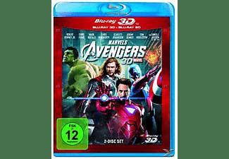 Marvel's The Avengers (+2D) [Blu-ray]